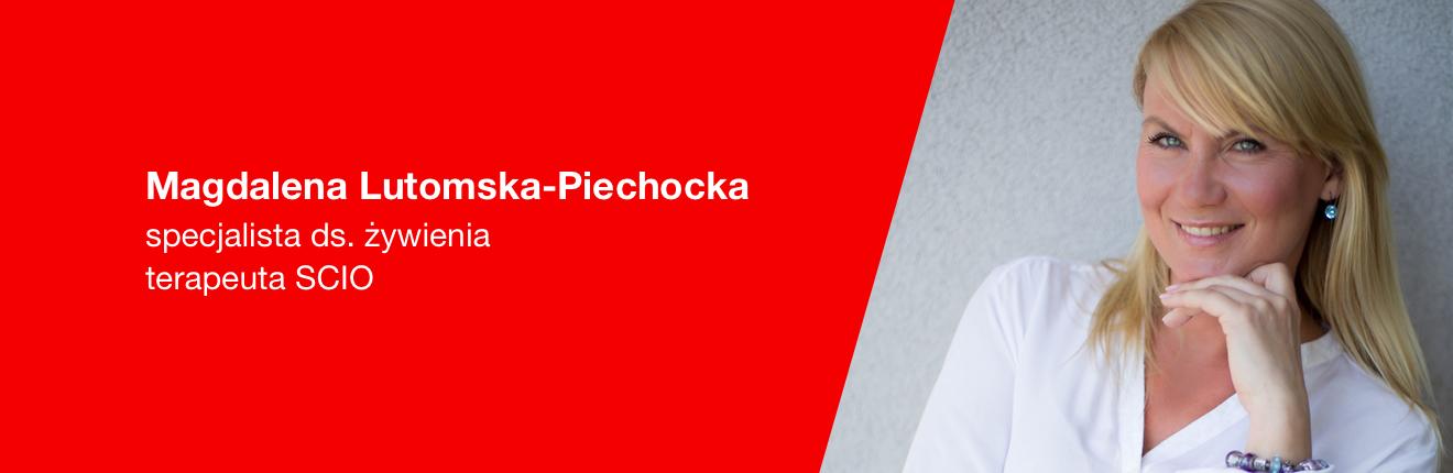 Dieta, a odporność / Magdalena Lutomska-Piechocka